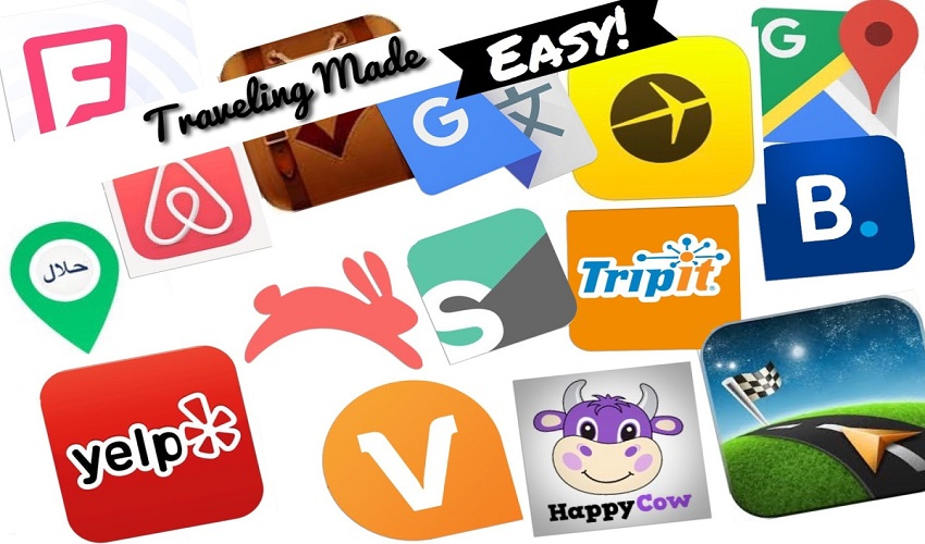 Best Travel Apps for Frequent Travellers