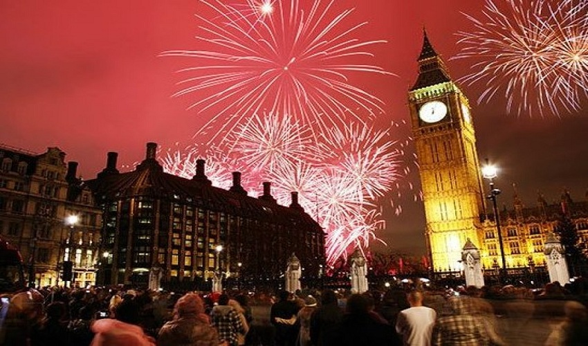 Top Hottest Places to Celebrate New Year Eve